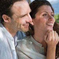 Отношения с парнем, который разведён