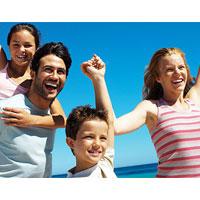 Как организовать здоровый семейный отдых