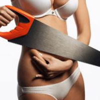 Как убрать жир с шести проблемных зон