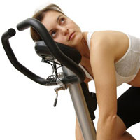 Эффективность занятий в спортзале зависит от содержания желудка