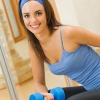 Диета и упражнения для улучшения формы груди
