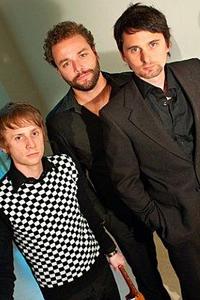Muse назвали лучшей группой современности