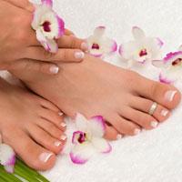 Основные признаки грибка ногтей