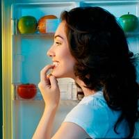 Полезные продукты у нас в холодильнике
