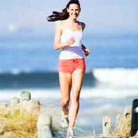 5 простых пляжных упражнений для похудения