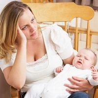 Как отличить обычный плач от плача в связи с коликами