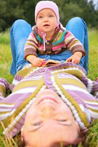 Развивающие игры с ребенком до трех лет