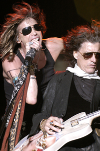 Стив Тайлер опроверг уход из Aerosmith