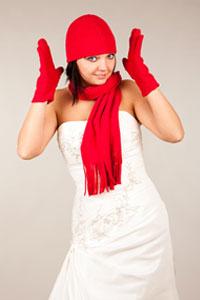 свадьба зимой, зимняя свадьба, свадебное платье, свадебный кортеж, свадебное путешествие