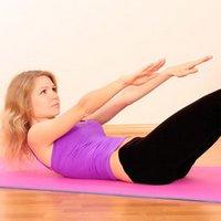 Упражнения для удаления жира с боков