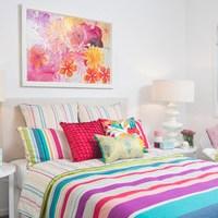 Цвет спальни влияет на длительность сна