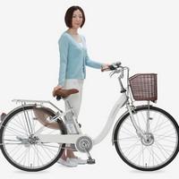 Лето — хорошее время для прогулок на велосипеде