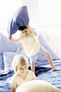 Спальня для малыша: основные правила обустройства