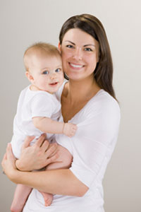 Первый год жизни: как ухаживать за малышом