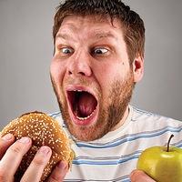 Чрезмерное наслаждение едой ведёт к перееданию