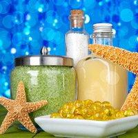 Ванна с морской солью от целлюлита: правила применения