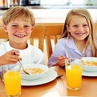 Чем кормить детей, чтобы они были здоровы