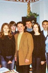 Вадим Писарев создает украинскую элиту