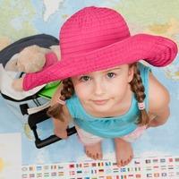 Что нужно помнить, путешествуя летом с ребёнком?
