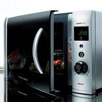 Микроволновая печь разрушает все витамины и антиоксиданты в продуктах