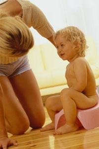 5 способов наладить стул у малыша