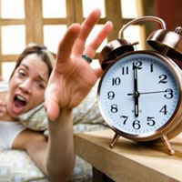 Нехватка сна усиливает тягу к калорийным продуктам