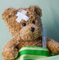 Первая помощь ребёнку при несчастных случаях