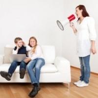 Как воспитывать детей без крика