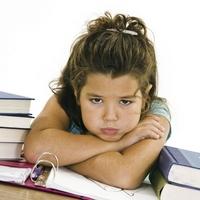Лень и школьные домашние задания