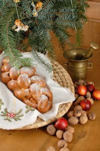 Вкусные блюда украинской святой вечери