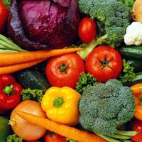 Разноцветная осенняя диета