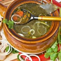 Основные принципы и рецепты суповой диеты