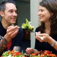 Семейная проблема: жена снова на диете