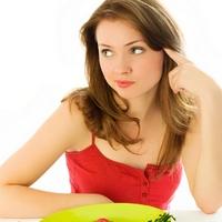 Признаки не эффективной диеты