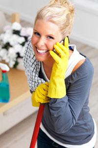 Клининг: генеральная уборка кухни