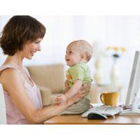 Как рационально организовать своё время с малышом на руках