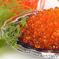 Оздоровительная диета и рецепты с красной и чёрной икрой