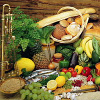 Рацион питания долгожителей