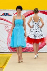 Fashion показ летних коллекций