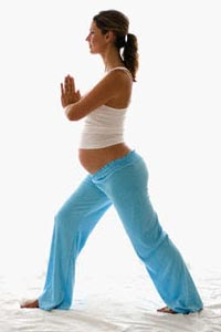 Фітнес для вагітних, безпечні вправи для вагітних, як материнство може відбитися на фігурі, групи для майбутніх мам