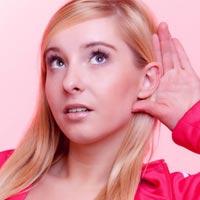 Ухудшение слуха - признак депрессии