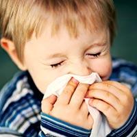 Что нельзя делать, когда у ребенка насморк