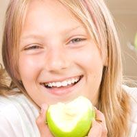 С какими продуктами ребенок будет меньше болеть?