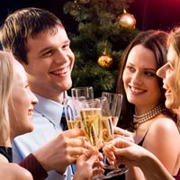 Здоровье в новогодние праздники: 7 опасностей