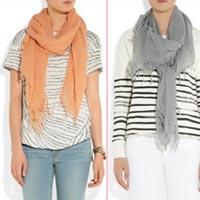 Модные шарфы зима 2014 (фото)