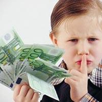 Маленький воришка, или как объяснить безнравственные поступки ребенка
