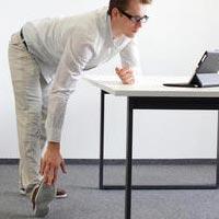 Фитнес в офисе: похудеть на рабочем месте