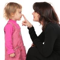 Запреты в воспитании ребенка: говорить или нет слово