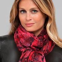 Модные женские шарфы 2014. Как красиво завязать шарф (фото)
