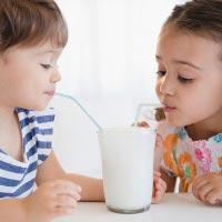 Рассчитана новая оптимальная ежедневная доза молока для детей